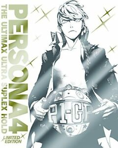 Details about PS3 Persona 4 Ultimax Ultra Suplex Hold Premium Newcomer PKG  Limited w/DLC JAPAN