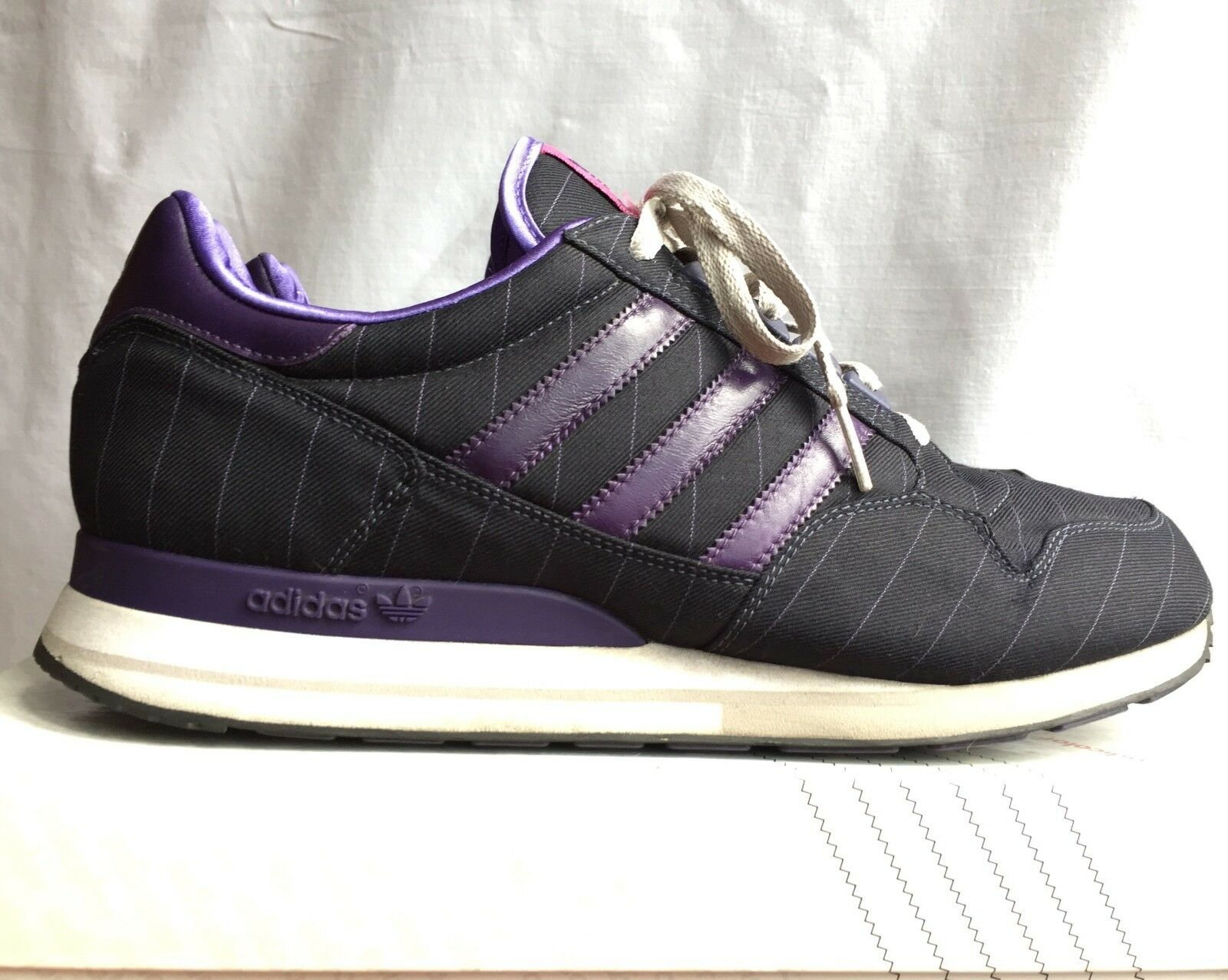 2007 Rare ADIDAS ZX500 Materials of The World - England SIZE 10.5US 10UK