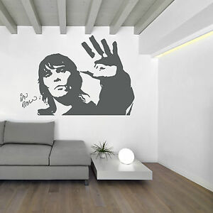 IAN-BROWN-STONE-ROSES-Wall-art-Sticker-Mural-vinyl-decal-music-stickers