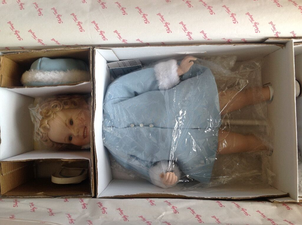 Danbury Mint Shirley Temple domingo mejor de la colección del niño -.