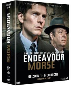 Endeavour-Morse-Box-Seizoen-1-6-incl-Pilot-14-DVD-MegaPack