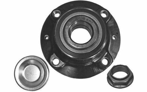 MOOG Moyeu de roue Arrière Gauche ou Droit pour CITROEN C5 CI-WB-11417