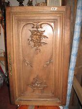 1 PORTE ANCIENNE EN NOYER--ANCIENT DOOR--N°69