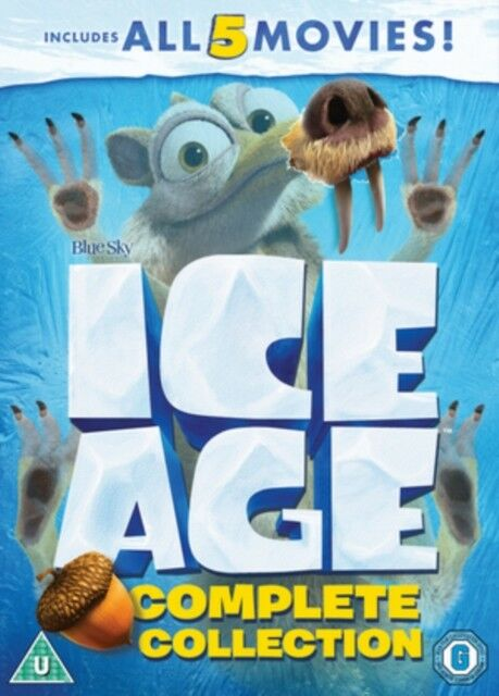 Ice Age - Complet Collection (5 Films) DVD Neuf DVD (7948501000)