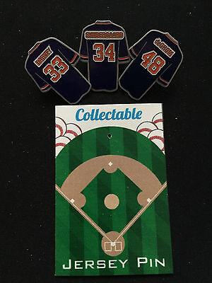 Fanartikel Unter Der Voraussetzung New York Mets Reversnadel Set-3-kings Von Dem Hill-collectables-let's Go Mets Eleganter Auftritt Sport