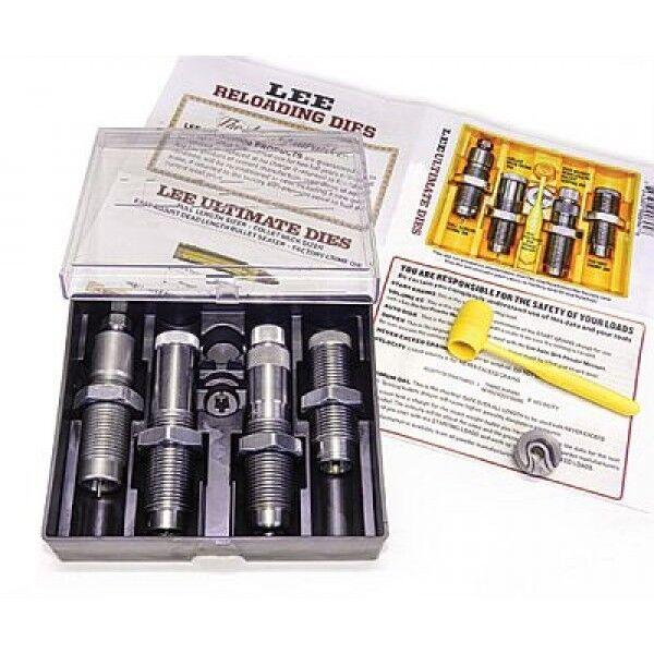 nuevo  Lee .30 30 WIN Ultimate rifle 4 Die Set (90693) Nueva En Caja