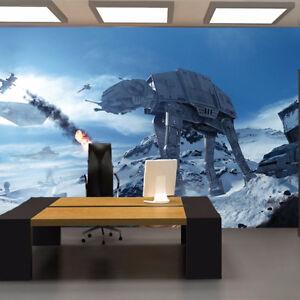 Details Sur Star Wars Murale Photo Papier Peint Chambre Enfants Room Nursery Wall Decor Afficher Le Titre D Origine