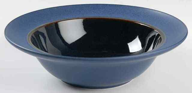 Sasaki Kyoto Blue Round Vegetable Bowl 6419912
