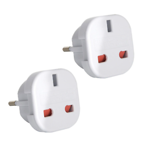 TEC-UK-2-x-UK-to-EU-Europe-European-Travel-Adapter-suitable-for-France-Spain