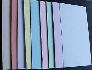A4 CARD   PACK OF 40 SHEETS ASSORTED PASTEL COLOURS - <span itemprop='availableAtOrFrom'>Chelmsford, Essex, United Kingdom</span> - A4 CARD   PACK OF 40 SHEETS ASSORTED PASTEL COLOURS - Chelmsford, Essex, United Kingdom