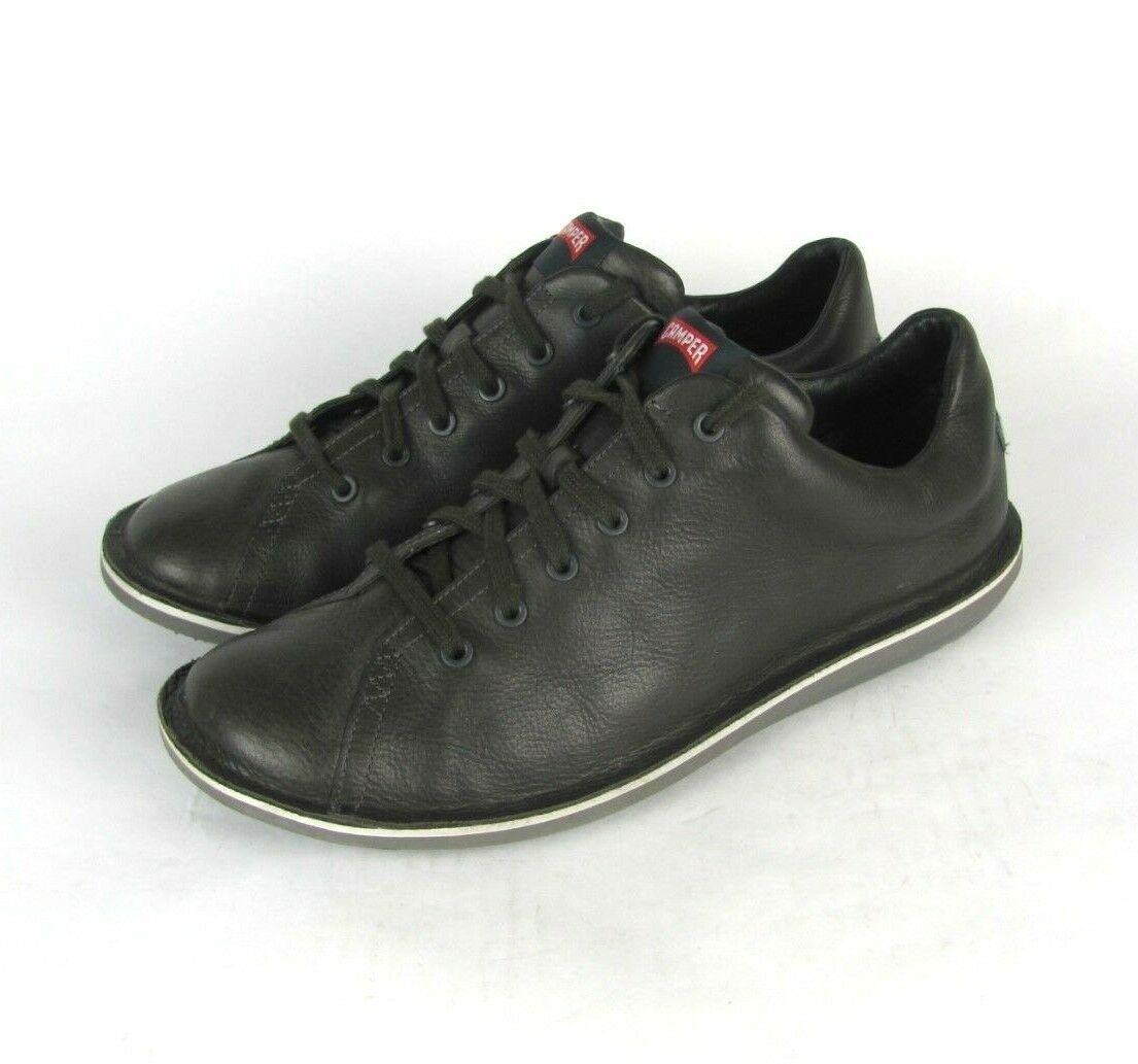 CAMPER Homme EU 44 US 11 gris anthracite Beetle mode paniers Chaussures