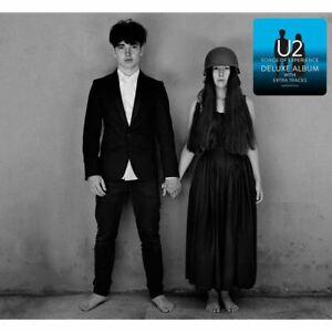 U2-Songs-of-Experience-17-Track-Deluxe-Bonus-Tracks-CD-New-Factory-Sealed