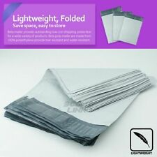 50 32X26 M10 WHITE POLY MAILERS SHIPPING ENVELOPES PLASTIC BAGS 50#M10