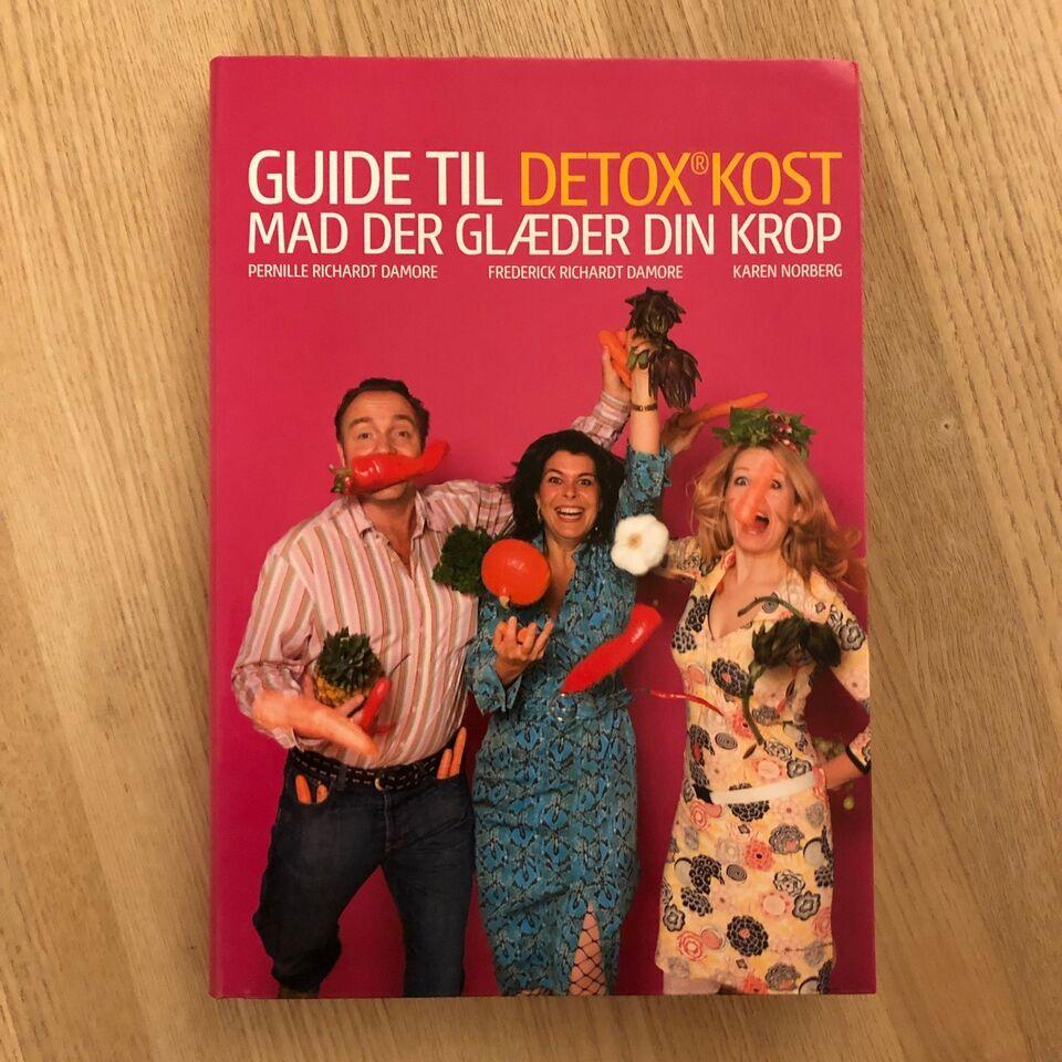 Guide til detoxkost , _, emne: mad og vin