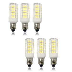 6pcs E11 Led bulb 64-2835 Ceramics Light 5W Ceiling Fan ...
