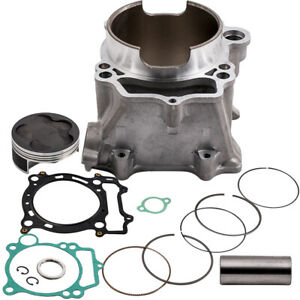 For-Yamaha-YFZ450-2004-2013-Cylinder-Piston-Head-Gasket-Top-End-Kit-Set-95mm