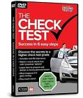 The Check Test - Success in 6 Easy Steps by Focus Multimedia Ltd (DVD video, 2013)