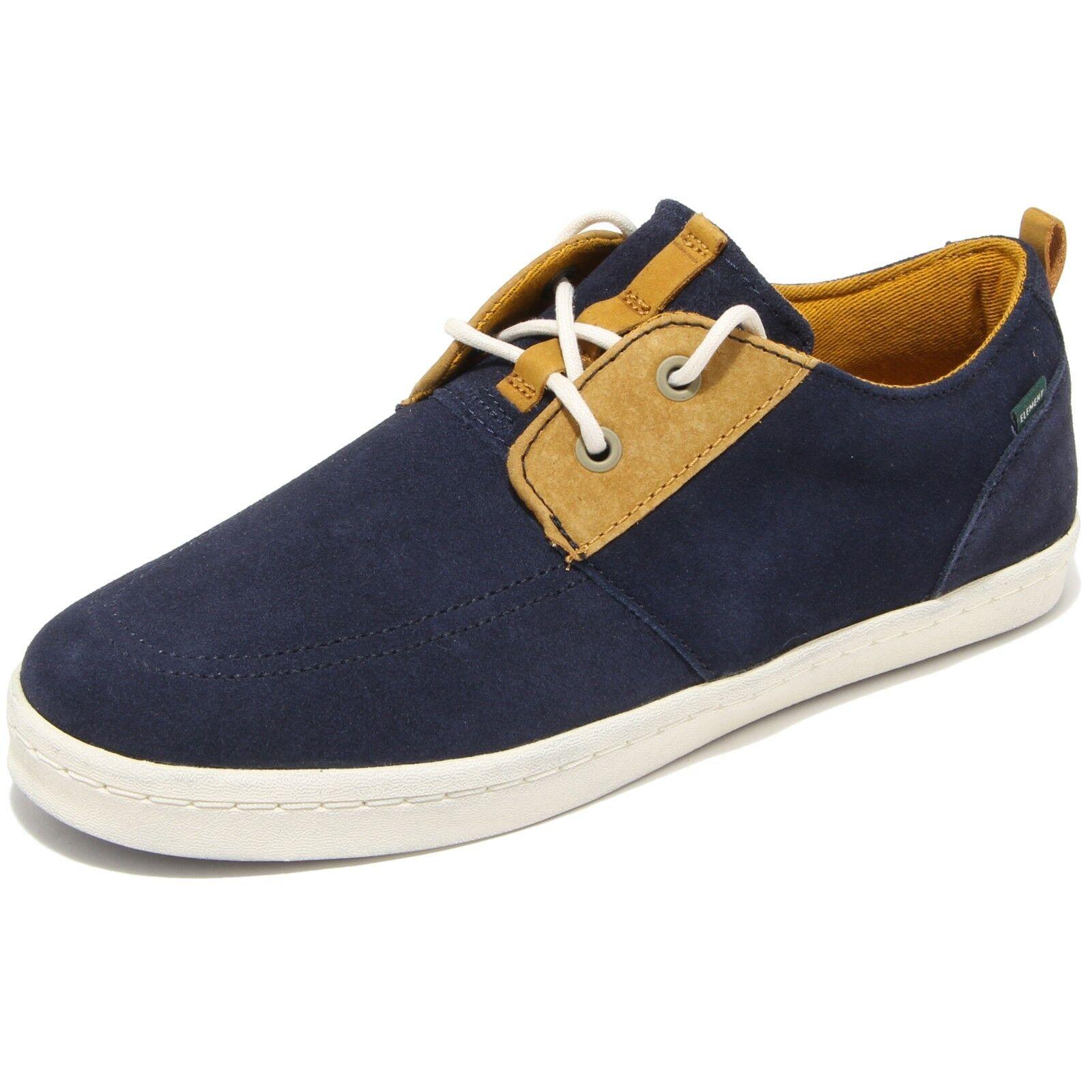 8854I ELEMENT emerald collection scarpe uomo sneakers shoes men blu
