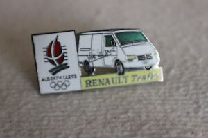 Pins-Pin-039-s-Renault-Trafic-Albertville-92