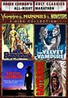 Vampires Mummies and Monsters Collect 0826663127584 DVD Region 1