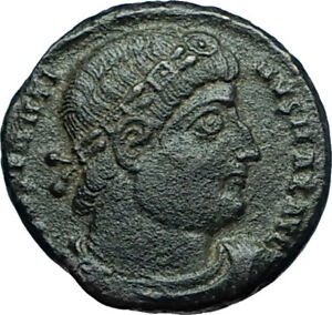 CONSTANTINE-I-the-GREAT-330AD-Authentic-Ancient-Roman-Coin-w-SOLDIERS-i66226