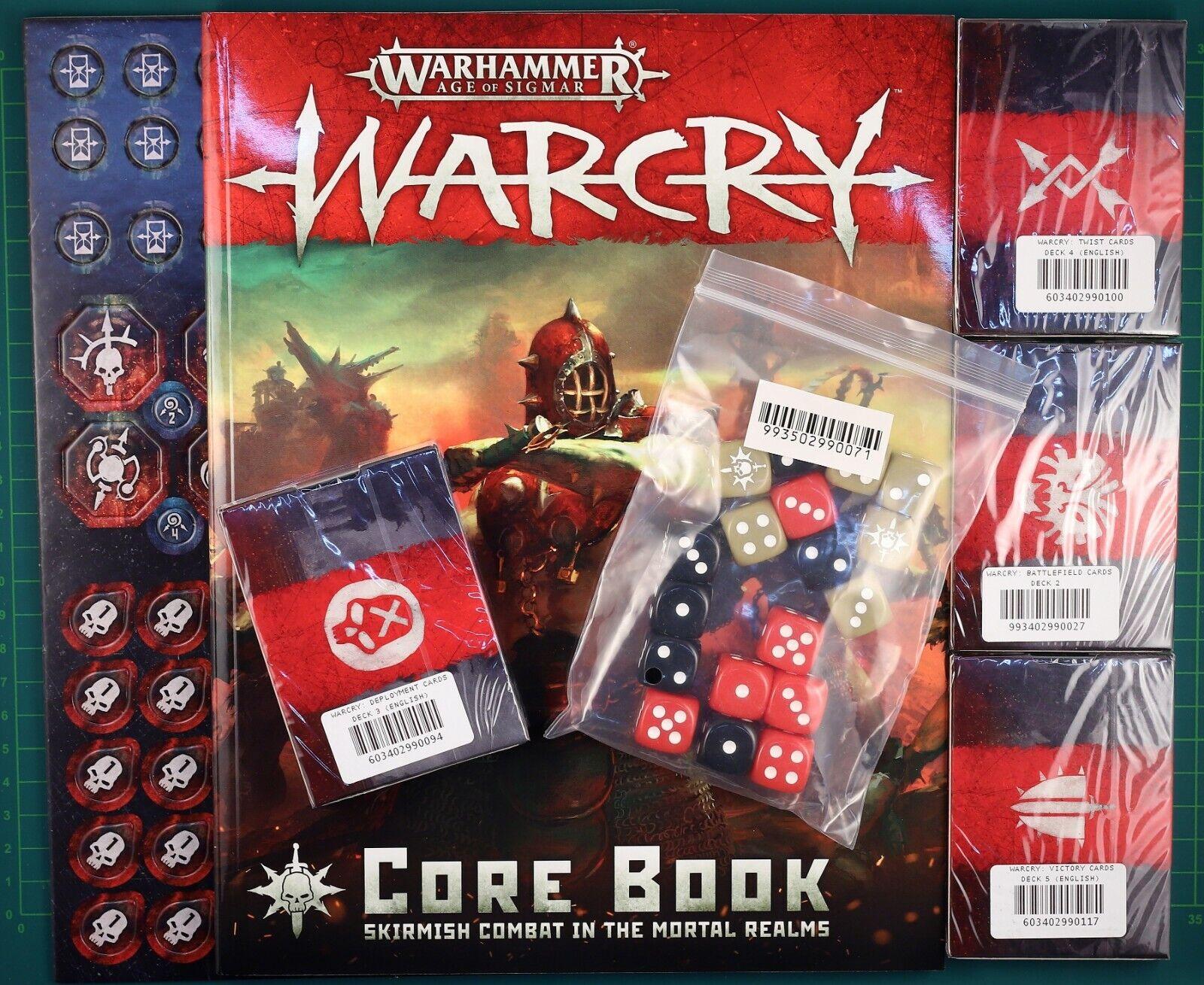 Warcry Sarter Set Warhammer Edad Of Sigmar Juegos Workshop 12077
