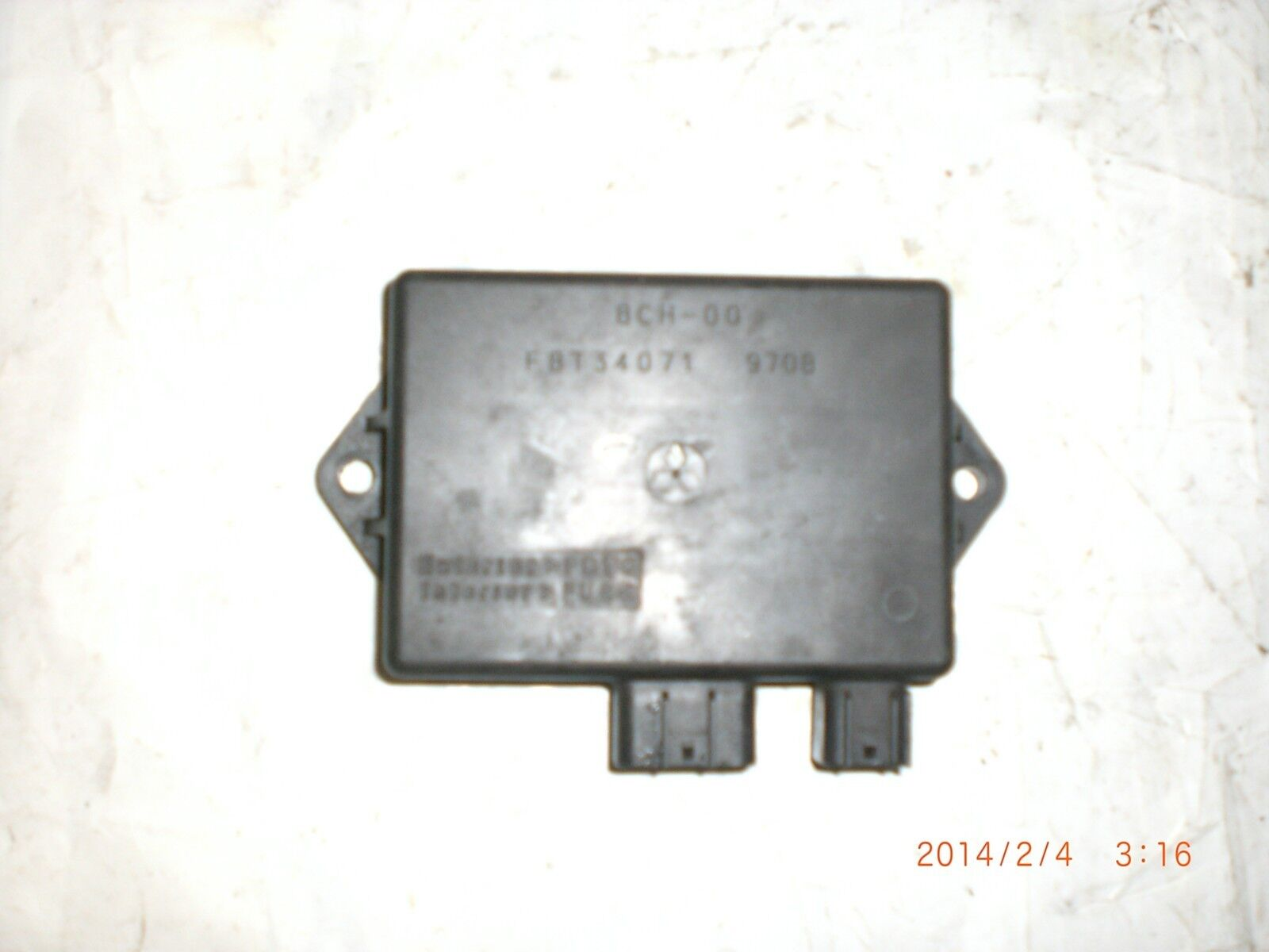 00' Yamaha SRX 700 CDI Unit DN-85540-10-00 Item