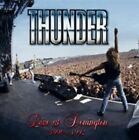 Live at Donington 3 Disc Set Thunder 2013 CD