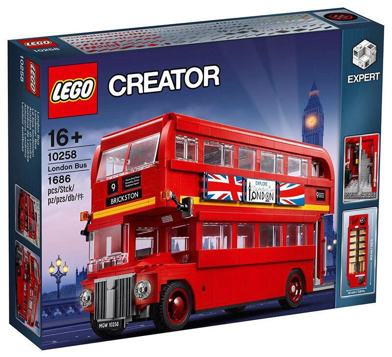 LEGO Creator Expert London Bus 10258 LEGO