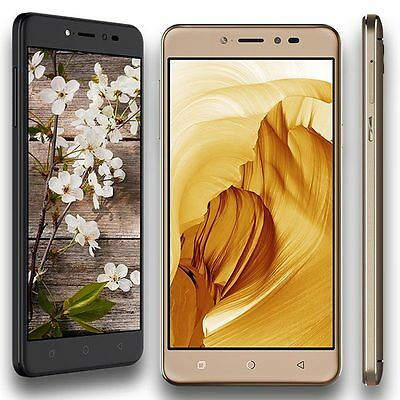 Coolpad Note 5 Dual  (32 GB4, 4GB RAM) 6 month Manufacture Warranty (GoldGrey)