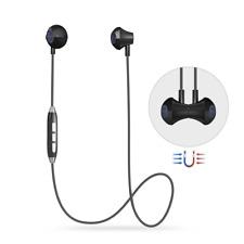Aukey Cuffie Bluetooth sportive magnetiche metallico Stereo con ... b9a1736513e3
