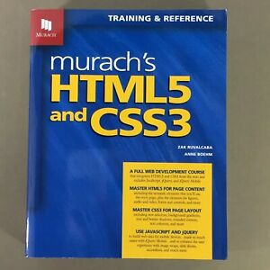 Murach-039-s-HTML5-And-CSS3-book-2012-web-programming-design-development-reference