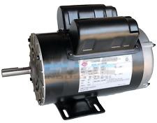 37hp Compressor Duty Electric Motor 3450 Rpm 56 Frame 58 Shaft 230 Volt