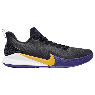 Nike Mamba Focus Kobe Black/Purple