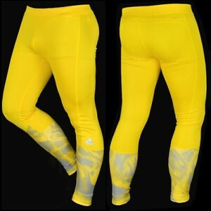 Details about Adidas Techfit ™ Long Tight Men's Compression Trousers Running Trousers Running Legging Pant show original title