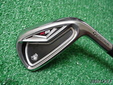 Nice Taylor Made R9 TP 6 Iron KBS Tour Steel X-Stiff Flex