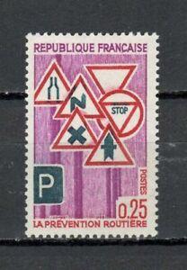 S24999) France 1968 MNH Traffic Safety 1v