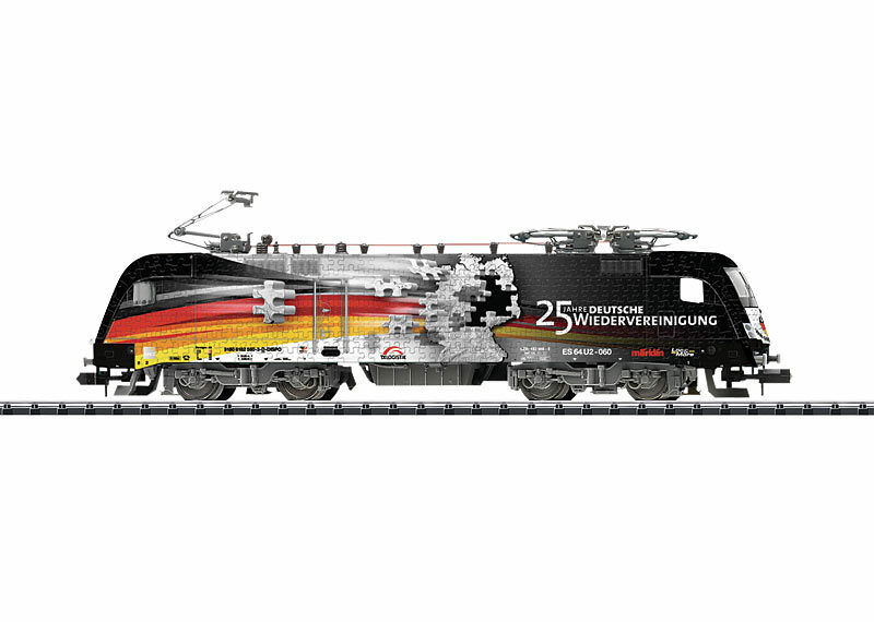 Minitrix 16956 Escala N Locomotora Eléctrica 182 560-3 Tx Logistik