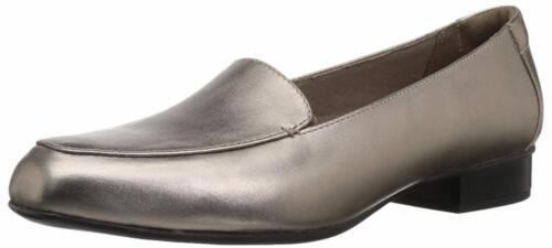 CLARKS Women/'s Juliet Lora Loafer Flat Oxford Comfort Casual Walking Leather