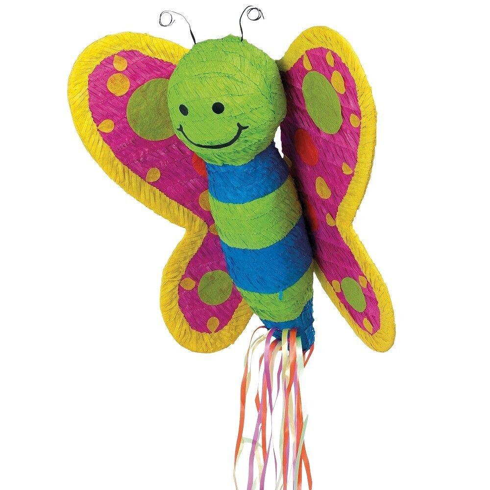 Schmetterling Pull-String Pinata Partyspiel Dekoration | Outlet  | Perfekte Verarbeitung