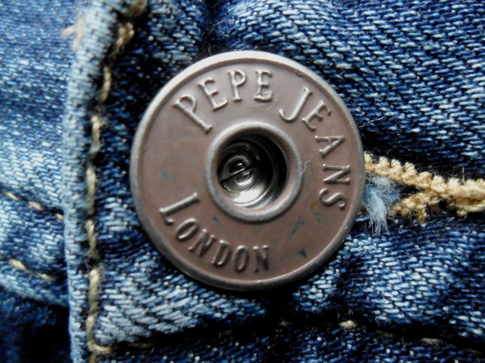 PEPE JEANS Cane Men's Slim Fit Fit Fit Straight Leg New Various Colours & Größes 0e9c39
