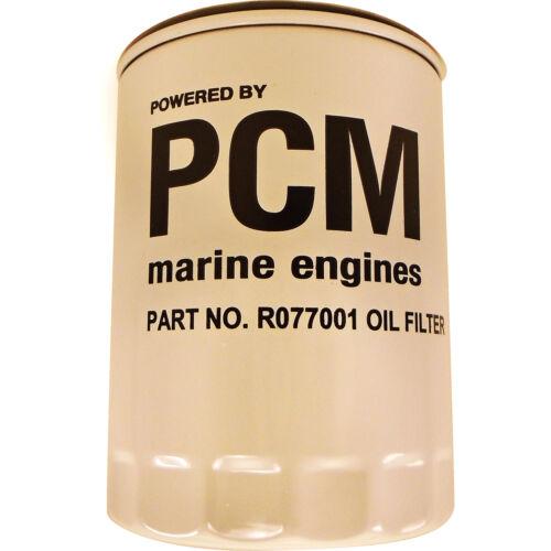 PCM R077001 Oil Filter With Gasket OEM