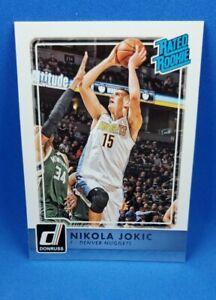 2015-16 Panini Donruss Rated Rookie Nikola Jokic RC #215
