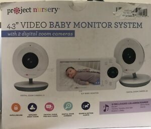 Project Nursery Video Baby Monitor