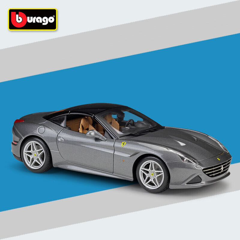 1 18 Alloy Ferrari  California T Closed Top Racing voiture Diacast Model Vehicles Toy  rentable
