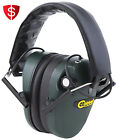 Caldwell Electronic Ear Muffs Hearing Protection Impact Sport Earmuffs Shooting