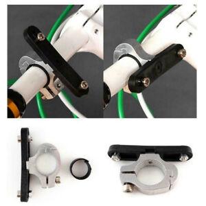 GUB-Mount-Adapter-fuer-Flaschenhalter-Getraenkehalter-Lenker-Fahrrad-Mountainbike