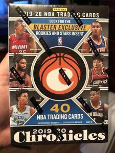 2019-20-Sealed-NBA-Chronicles-Box-Group-Break-Rdm-30-Team-Zion-Morant-Auto