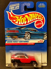 1999 Hot Wheels #922 1999 First Editions 17/26 Jeepster - 21069