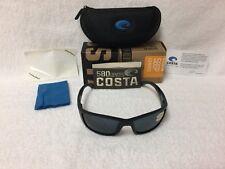 97628422cfc Costa Del Mar Corbina Gray 580p Matte Black Frame- CB 11 OGP for ...